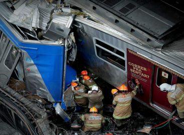 Al menos ocho heridos tras el choque de dos trenes en Río de Janeiro