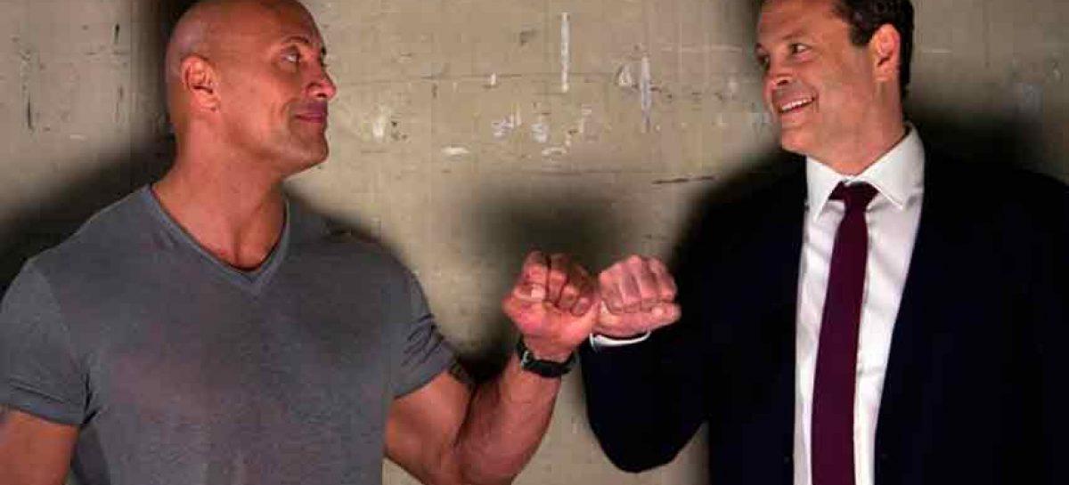 "Dwayne Johnson prueba el cine indie con ""Fighting with My Family"""