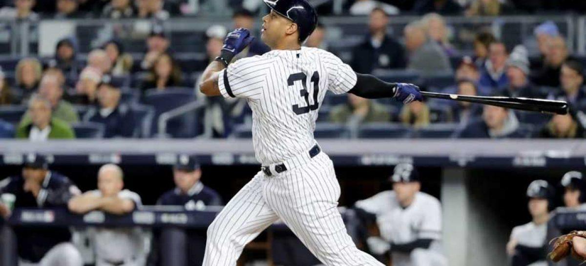 Yankees le otorgan extensión de siete años a Hicks