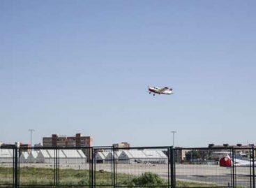 Dos muertos en accidente de avioneta en Madrid tras posible choque en el aire
