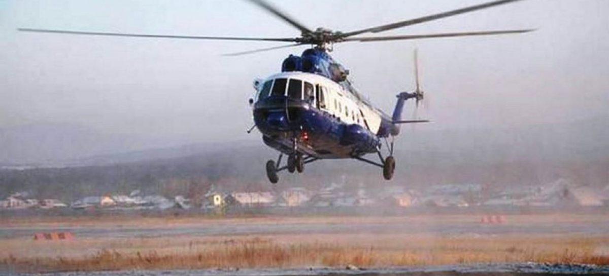 Dos muertos tras estrellarse un helicóptero en Brasil