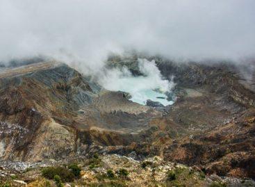 Autoridades de Costa Rica reabren Parque Nacional Volcán Poás tras erupción