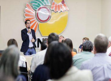 Rómulo Roux: Hay que reformar la AUPSA, está divorciada de los productores