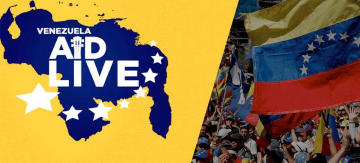 Venezuela Aid Live estima una asistencia de al menos 250.000 personas