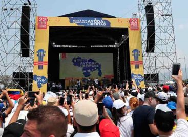 """Venezuela Aid Live"" recaudó casi 2,5 millones de dólares"
