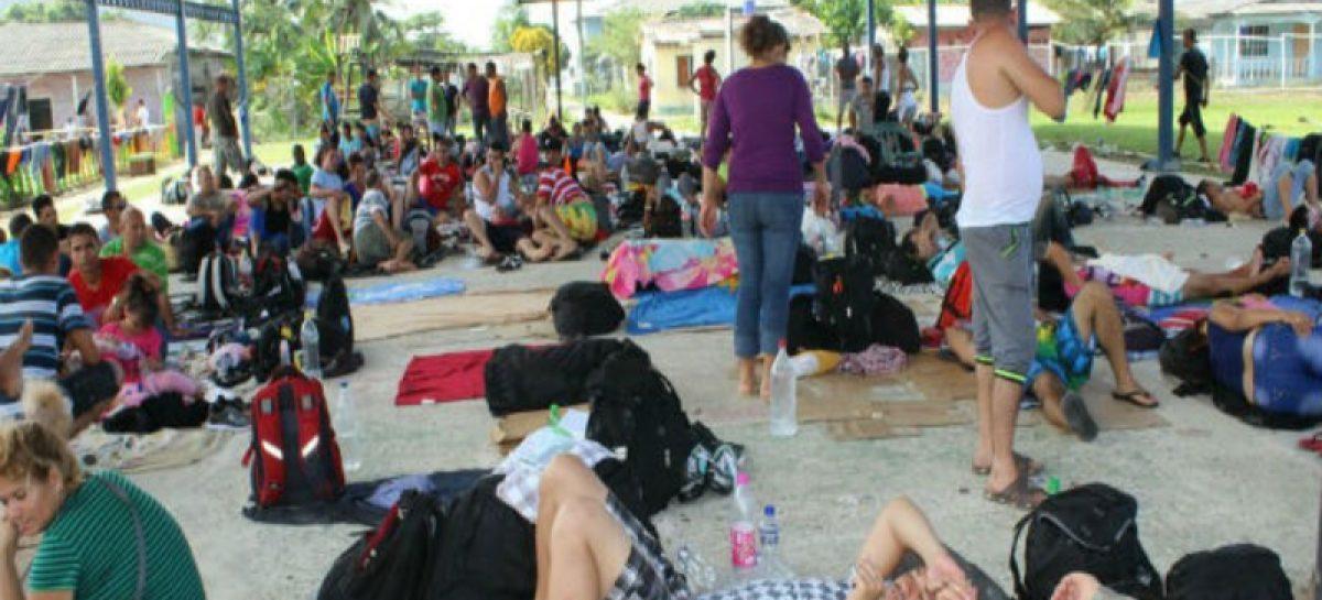 Más de 30 migrantes cubanos pidieron refugio en Panamá