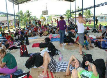 Panamá ha detenido a unos 178 migrantes cubanos hasta mayo de 2019