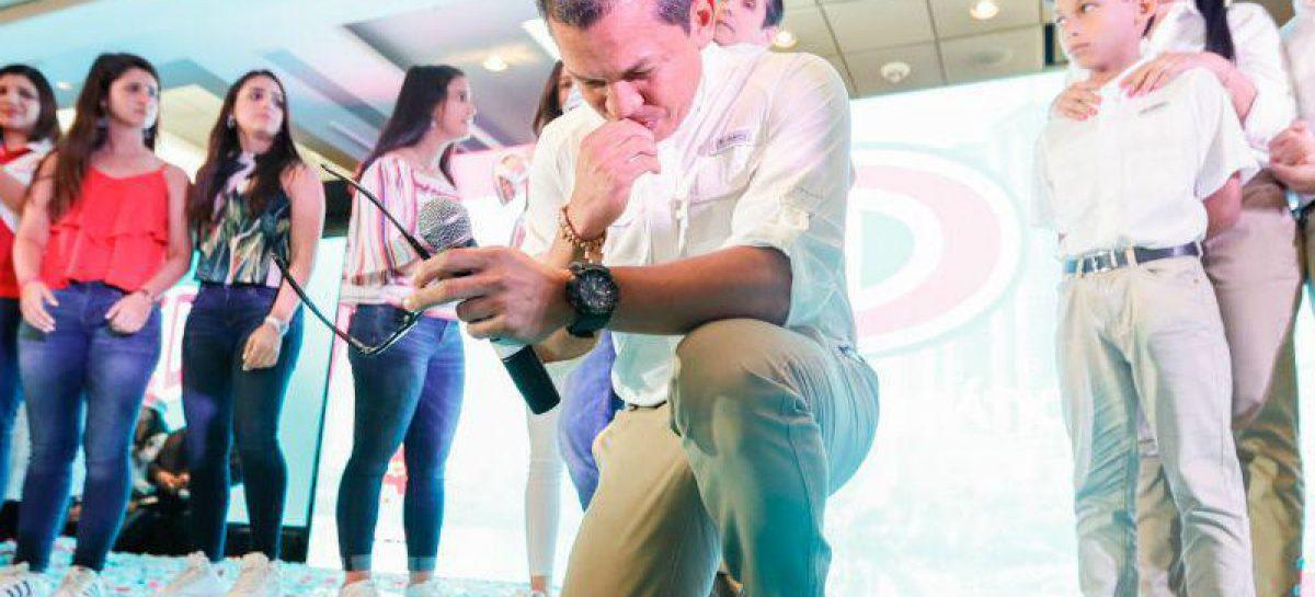 Luis Casis: Con una cámara y un micrófono he logrado mucho más que un político