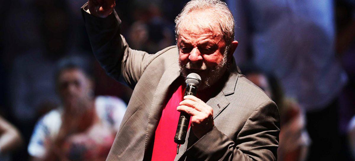 Justicia de Brasil redujo la pena de Lula a ocho años y diez meses