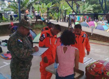 Gobierno pagó daños que causaron migrantes en hotel en Paso Canoas