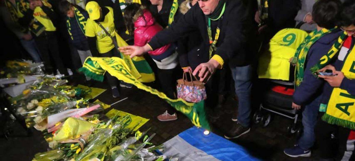 Rescataron un cuerpo de la avioneta en la que viajaba Emiliano Sala