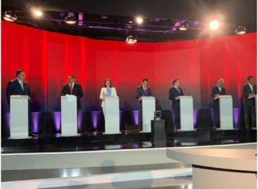 Las mejores frases de los 7 candidatos a la presidencia durante el primer debate televisado