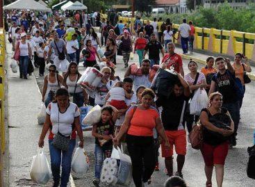 Colombia anunció que primera ayuda humanitaria será de alimentos