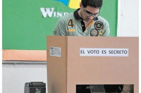 Tribunal Electoral invita a practicar el voto electrónico