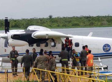 Encuentran con vida a tripulantes de avioneta accidentada en Amazonía Perú
