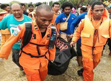 79 fallecidos y 43 desaparecidos por inundaciones en Papúa