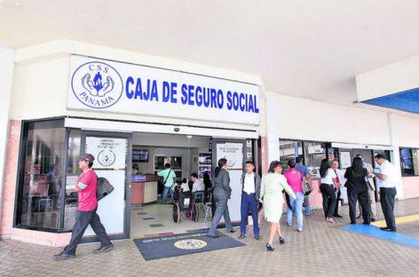 En huelga indefinida se declararon funcionarios de la Dirección Nacional de Ingresos de la CSS