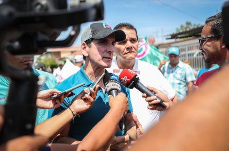 Se calienta el asunto: Roux le saca dos puntos de ventaja a Cortizo en última encuesta de Doxa Panamá