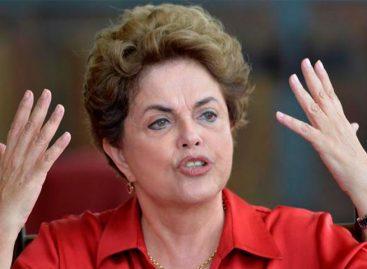 """Rousseff calificó a Bolsonaro de """"aventurero con visión neofascista"""""""