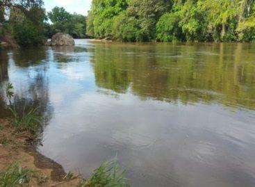 Un ciudadano colombiano se ahogó en un río de Veraguas