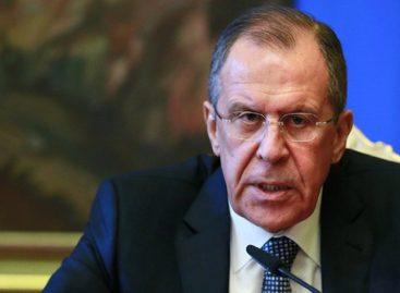Lavrov: EEUU estimula una carrera de armamento peor que en la Guerra Fría