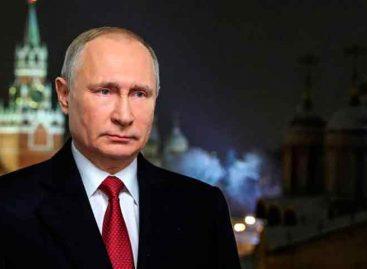 Putin llamó a utilizar nuevos métodos de lucha antiterrorista
