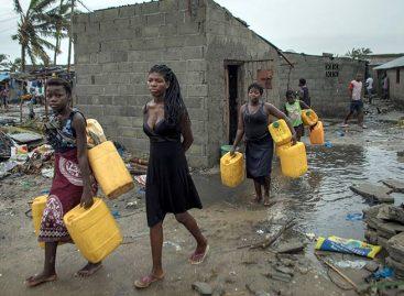 UE donó € 3.5 millones de ayuda urgente a víctimas de ciclón Idai