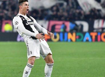 Cristiano Ronaldo multado por conducta inapropiada ante el Atlético de Madrid