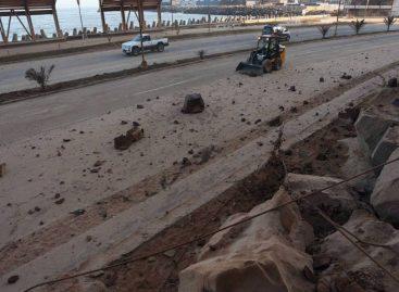 Evacúan zonas al norte de Chile por alerta de tsunami