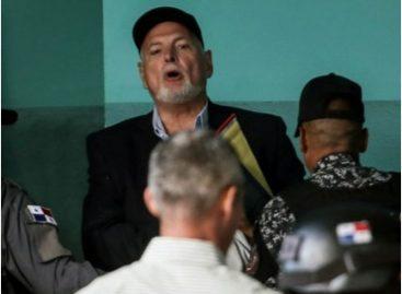 Por daño de aire acondicionado suspendieron audiencia de Martinelli