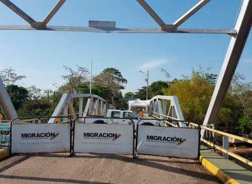 Colombia implementó controles en pasos ilegales en frontera con Venezuela