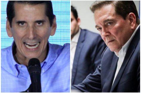 Roux: La campaña de Cortizo va en picada y él llegará al piso de su partido, que es 29%