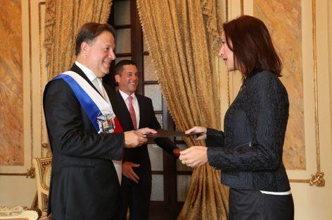 Varela trabajará con embajadora de Guaidó para buscar salida a crisis de Venezuela