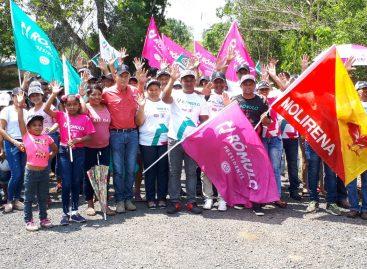 Molirenas se sumaron a CD y apoyarán campaña de Roux