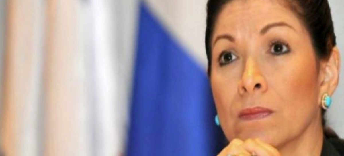 Remiten a la CSJ denuncia contra la candidata Ana Matilde Gómez
