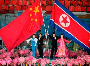 Inauguran por sorpresa un nuevo puente entre Corea del Norte y China