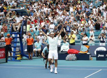 Roger Federer se consagró en Miami y suma 101 títulos en su carrera