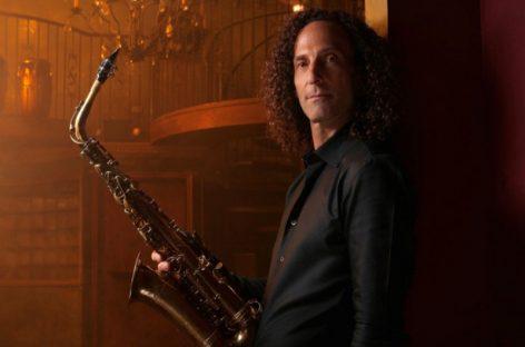 Kenny G enamorará a Panamá con su saxofón este 23 de abril