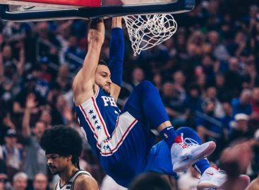 Embiid y Simmons ponen a Sixers en semifinales de la NBA