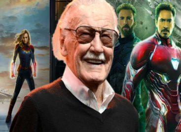 Avengers EndGame mostrará el último cameo de Stan Lee