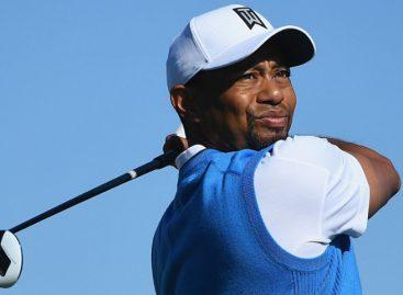 """Tiger Woods se vistió con su quinta """"chaqueta verde"""""""