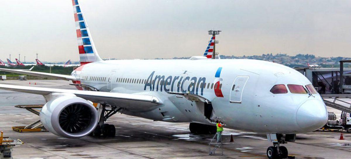 American Airlines extendió cancelaciones de vuelos en Boeing 737