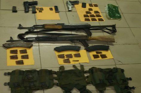 Un narcotraficante ultimado durante enfrentamiento con Senafront en Darién (+Video)