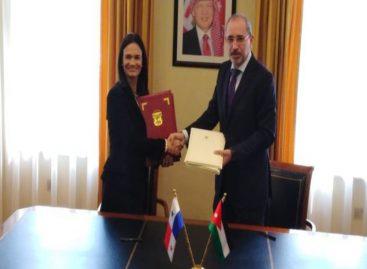 Panamá firma acuerdos con Jordania para impulsar turismo