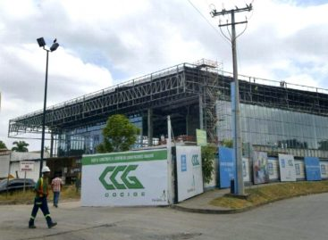 Aplazan hasta septiembre entrega del Centro de Convenciones Amador