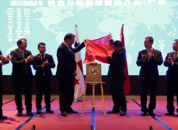 Panamá inauguró otro consulado en China
