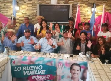 Independientes de Veraguas respaldan candidatura de Rómulo Roux
