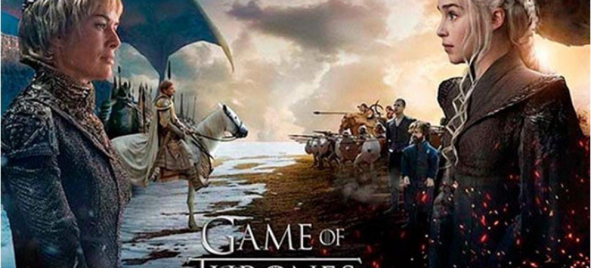 Los nombres de todos los capítulos de la última temporada de Game of Thrones (+Tráiler)