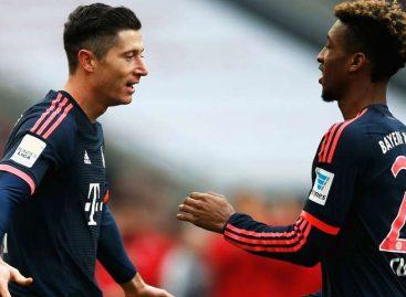 Kovac confirmó pelea en entrenamiento del Bayern