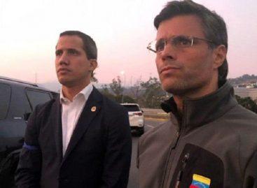 ÚLTIMA HORA: Juan Guaidó, Leopoldo López y militares lideran movimiento en Venezuela